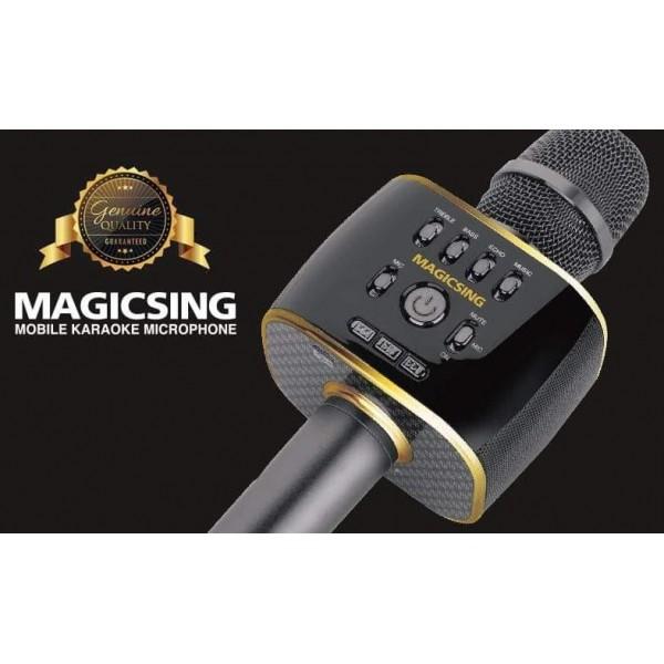 Magic Sing Karaoke MP30 Bluetooth Mic & Speaker