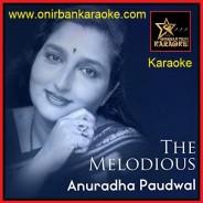 Banna Re Baagaan Mein Jhula Karaoke By Anuradha Paudwal (Rajasthani_Mp3)