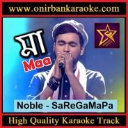 Maa Karaoke By Noble - SaReGaMaPa (Mp4)