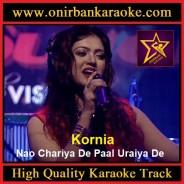Nao Chariya De Paal Uraiya De Karaoke By Kornia - Power Lounge (Mp4)