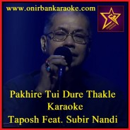 Pakhire Tui Dure Thakle Karaoke By Taposh ft. Subir Nandi - Wind Of Change (Mp4)