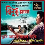 Tumi Amar Moner Majhi Karaoke By Andrew Kishore & Sabina Yasmin (Mp4)