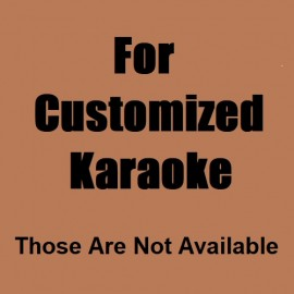 New 1 Karaoke (Mp3 Version)