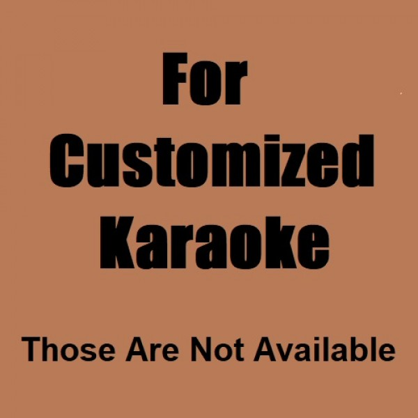 New 1 Karaoke (Mp3 + Mp4 Scrolling Lyrics)