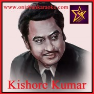 Woh Shaam Khuch Ajeeb Thi Karaoke By Kishore Kumar (Rearrenged) Mp4