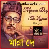 Ami Sagorer Bela Tumi Duranto Dheu By Manna Dey (Mp4)