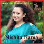 Chodo Chodo Dheu Tuli By Nishita Borua & Brishty - CTG (Karaoke-Mp4)