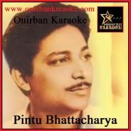 Janina Kokhon Je Se Karaoke By Pintu Bhattacharya (Mp4)