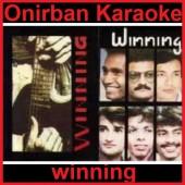 Adhare Tumi Purnima Chand Karaoke By Chandan Zaman Ali - Winning (Mp4)