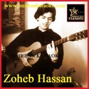 Soja Meri Jaan By Zoheb Hassan (Karaoke_Mp4)
